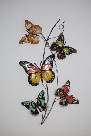 tige papillons
